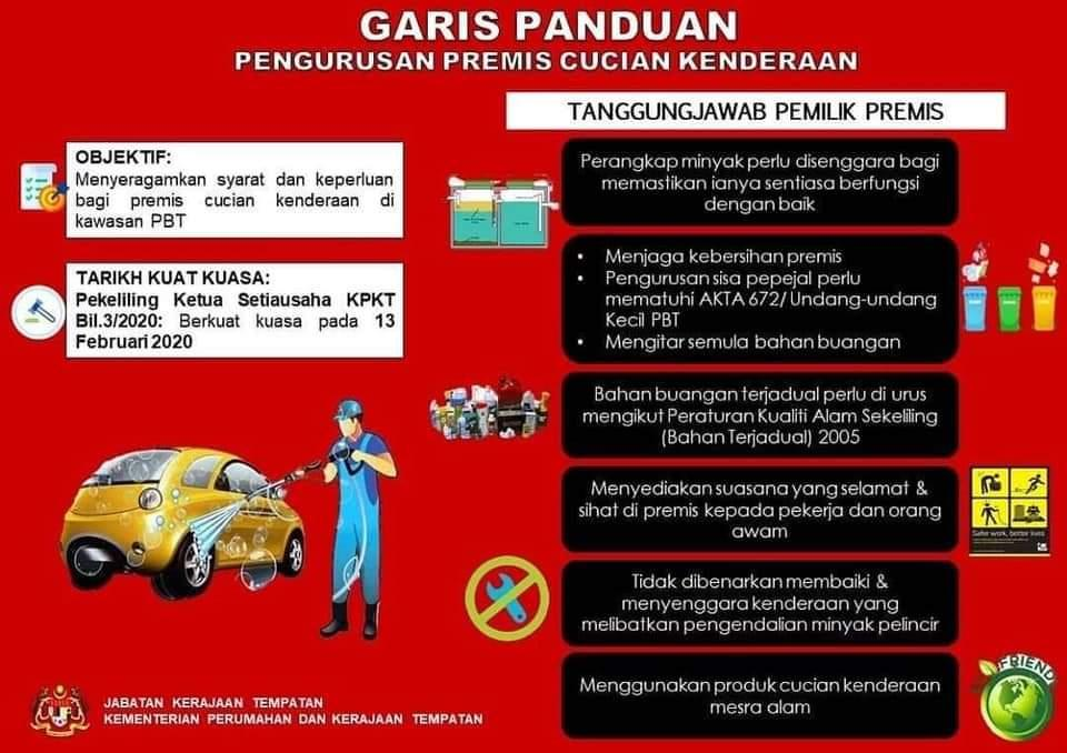 cuci kenderaan