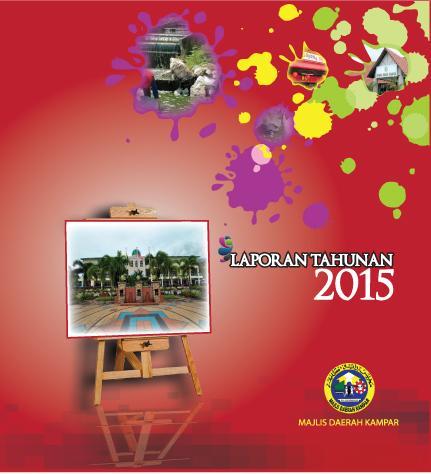 laporan tahunan 2015